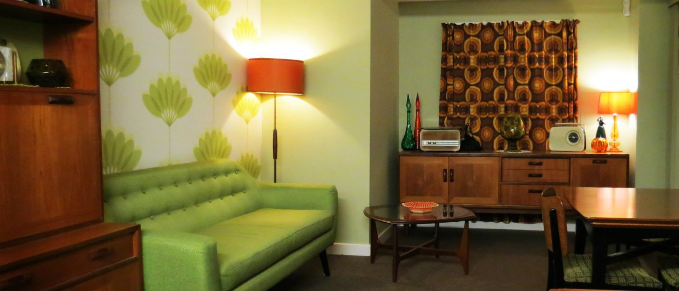 Retro decor and home improvements from the 1960s for Home decor 1960s