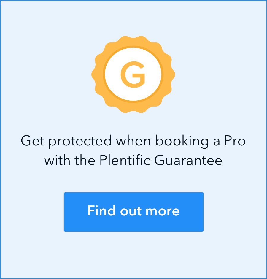 Plentific Guarantee