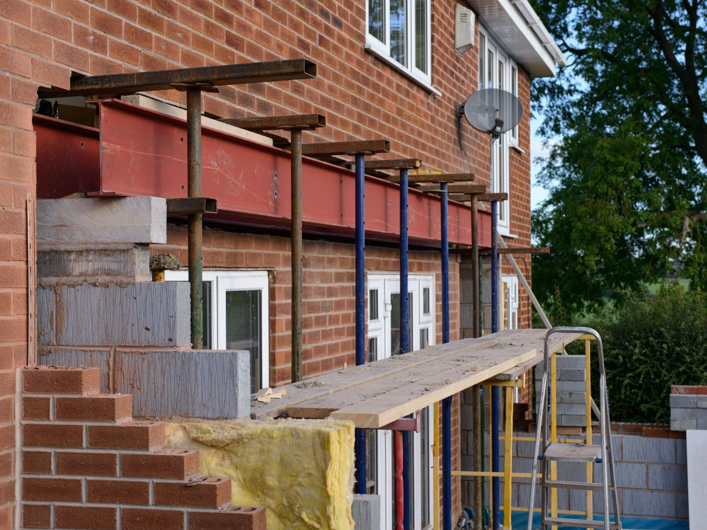 Home extension construction costs for Home builder prices