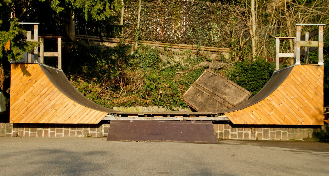 How to Build a Skateboard Halfpipe in Your Garden.jpg