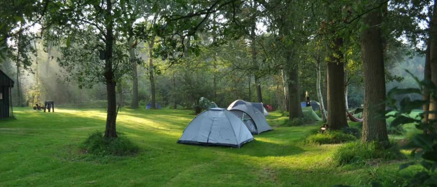 Make money with your property tent camping