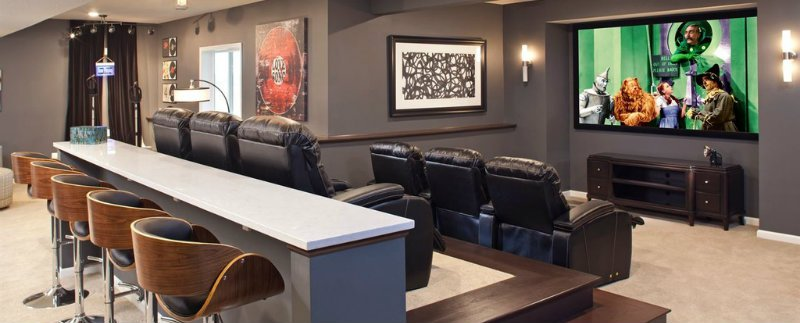 Man Cave Group : How to create the perfect man cave