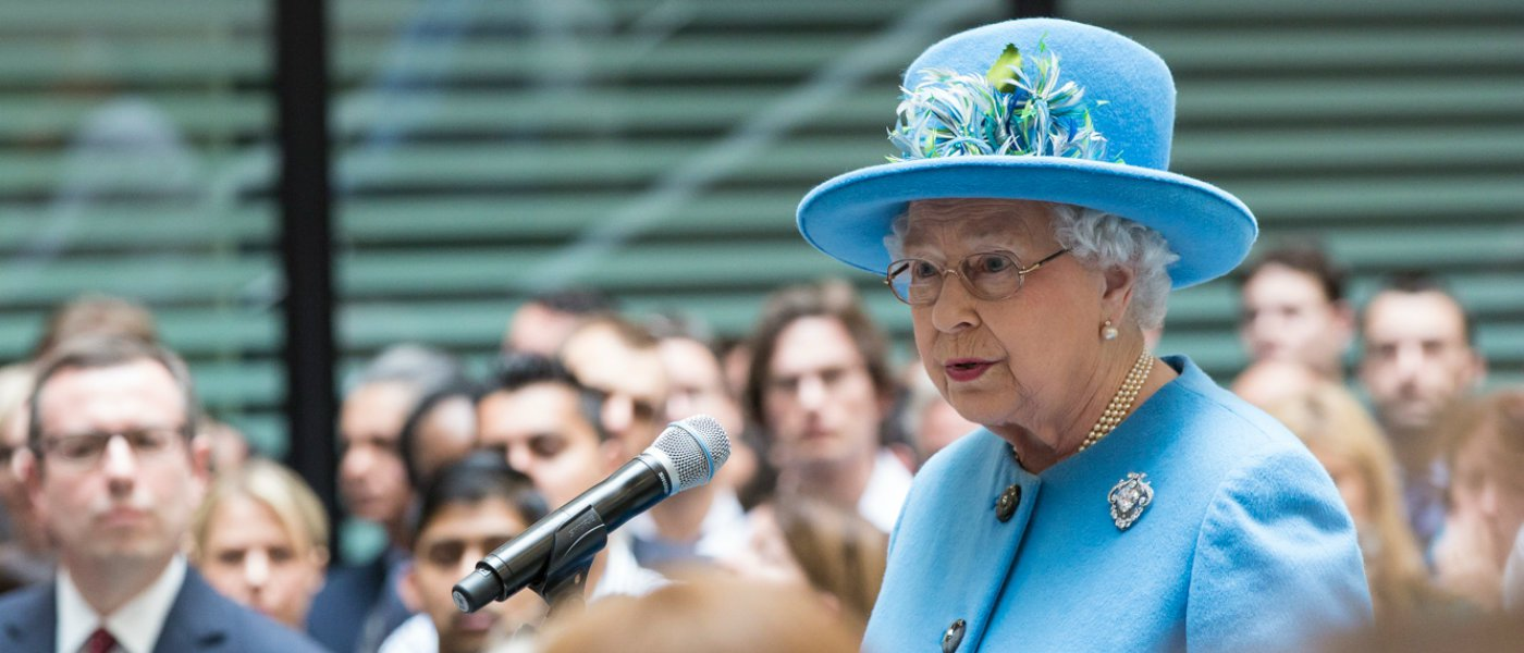 Queen record profits Buckingham Palace