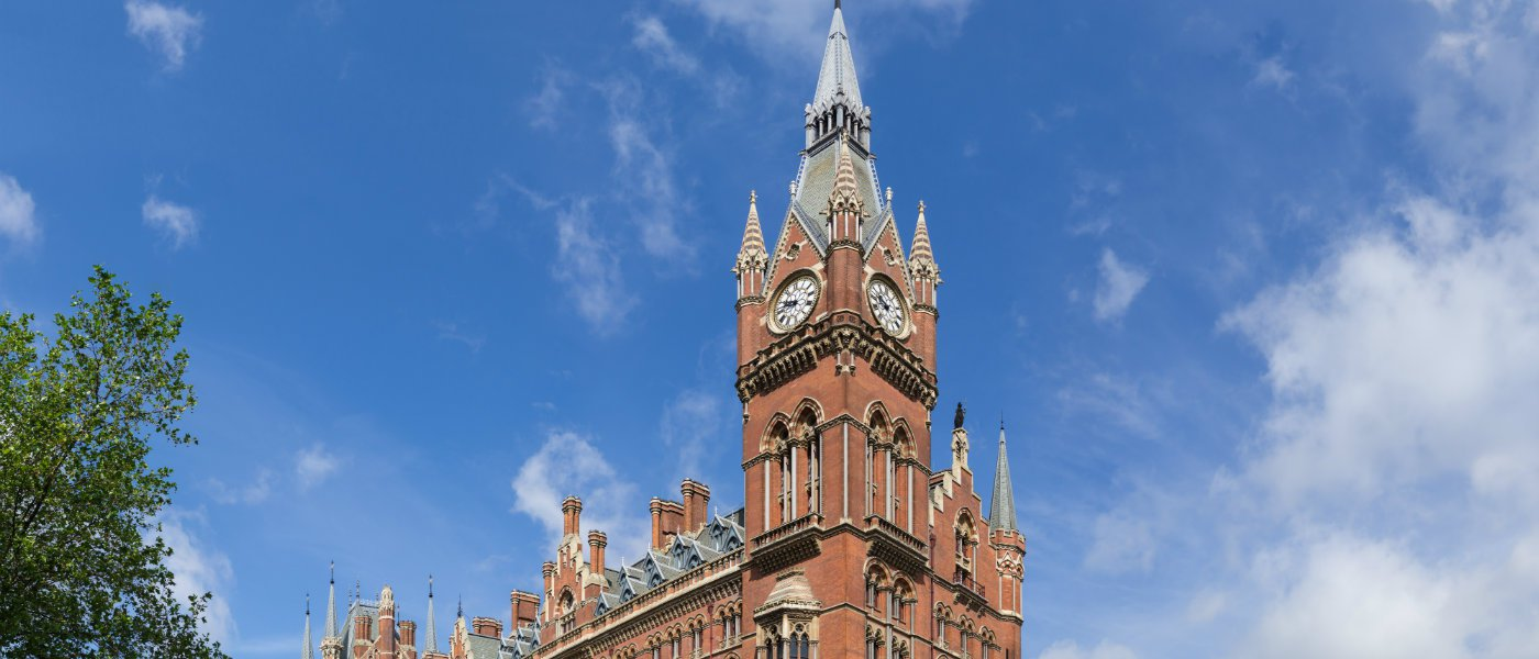 Rent a Room in St Pancras Clocktower for Just £110