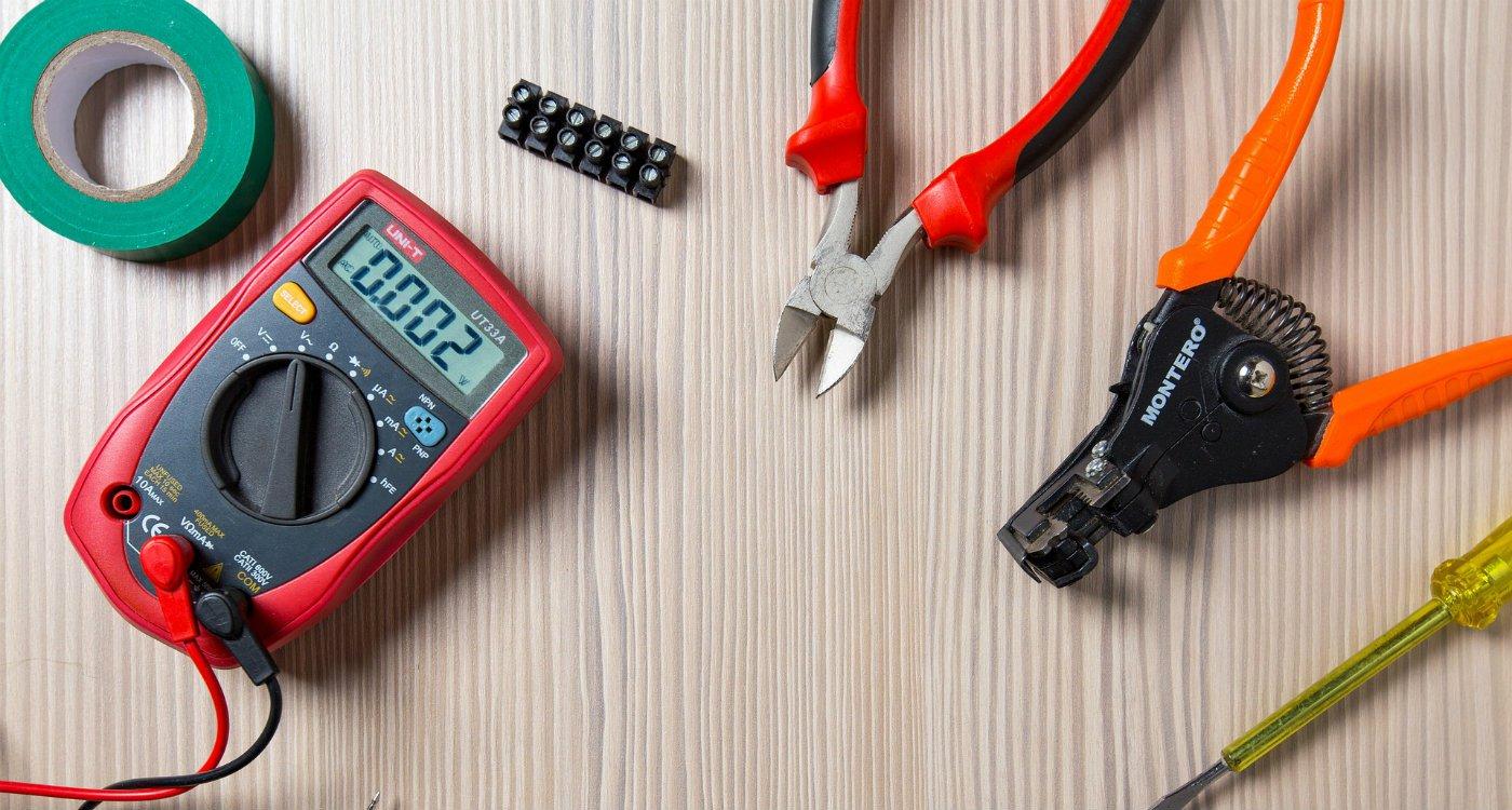 Rewiring a House