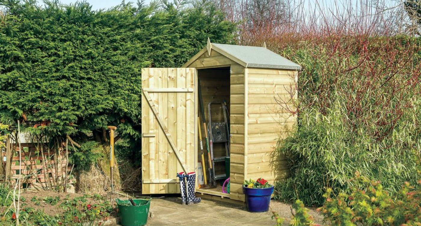 Updating The Shed: More Than Half Of Couples Make Joint Decisions On Home