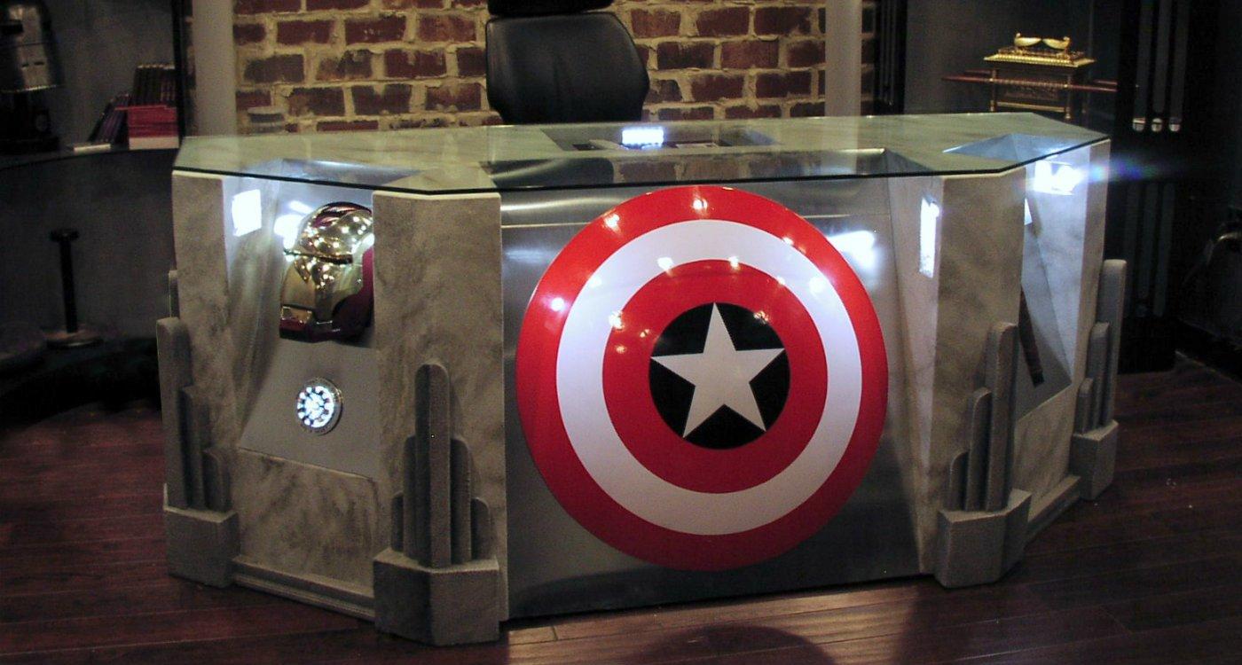 Superhero home design Tom Spina Avengers.jpg