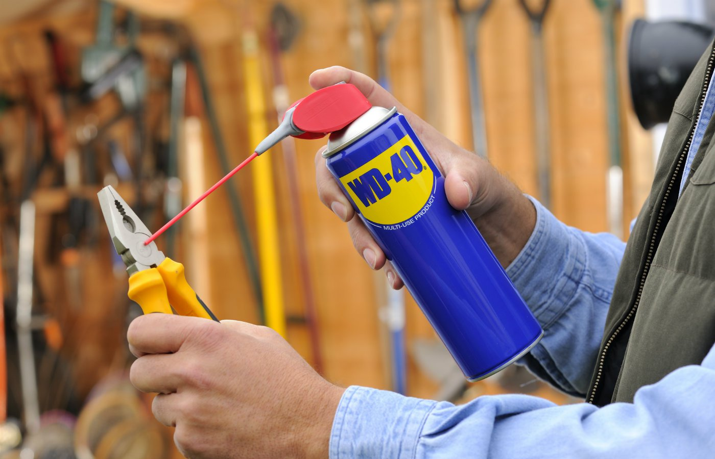 Uses for WD-40 DIY tradesmen WD40.jpg