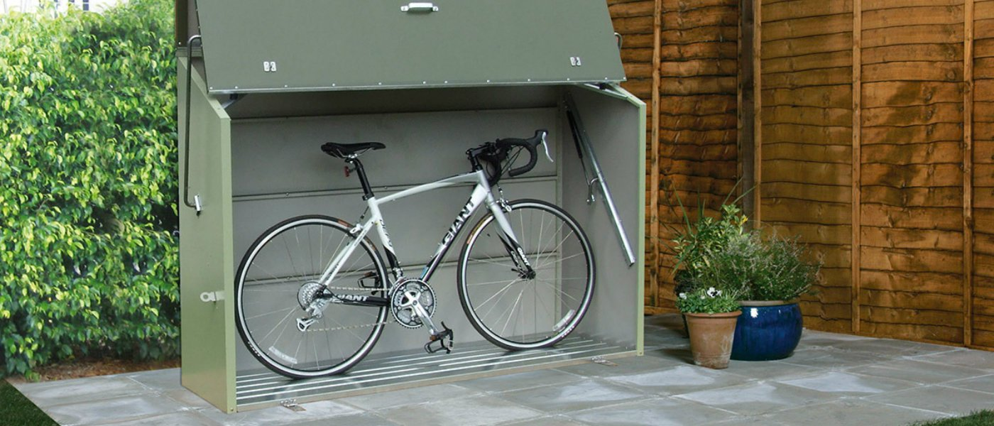 Installing a bike shed solutioingenieria Image collections
