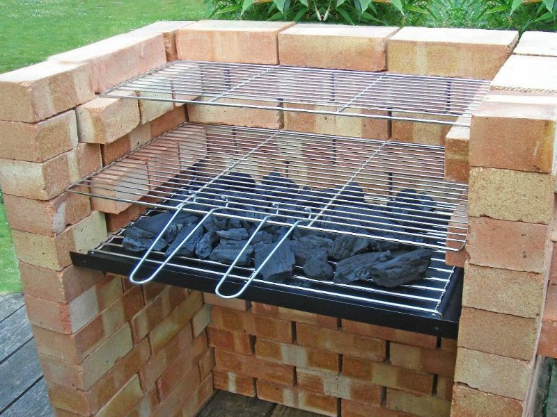 How to create a brick bbq for Paysagement exterieur