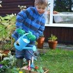gardenchild