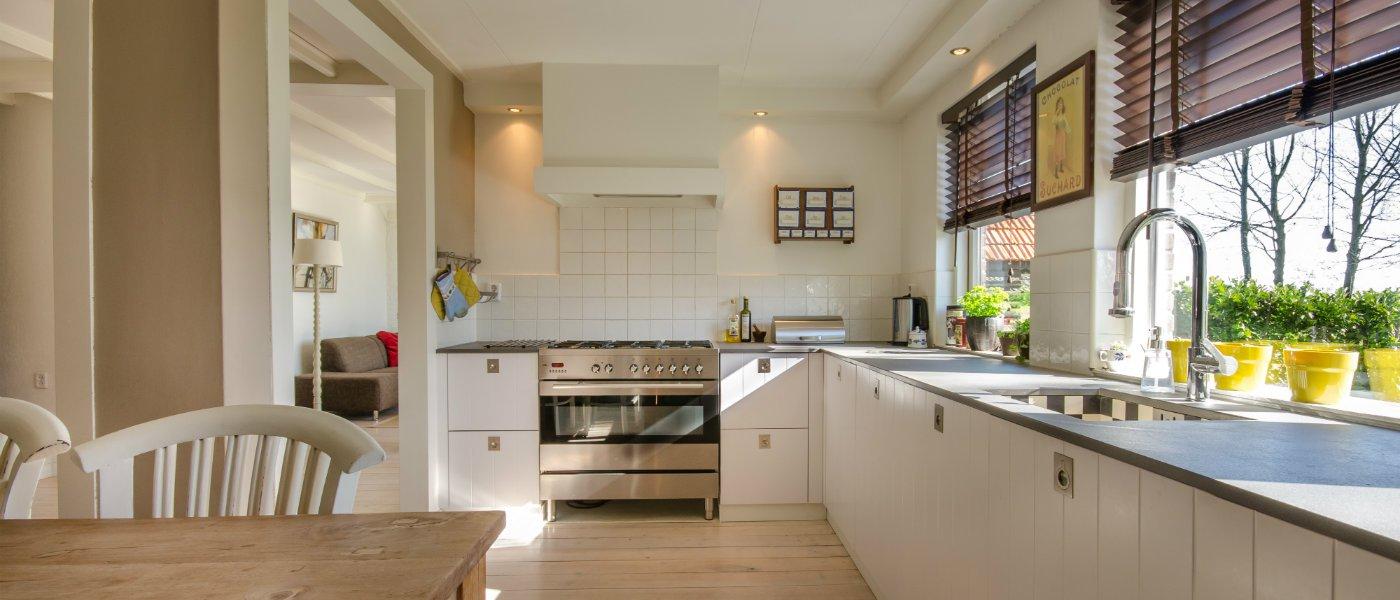 Homebuyers kitchen bathroom