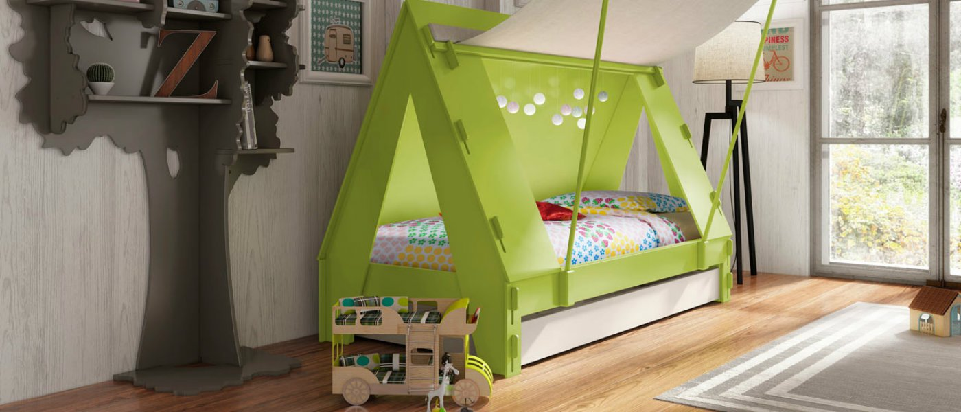 Kids Beds That We Would Have Loved