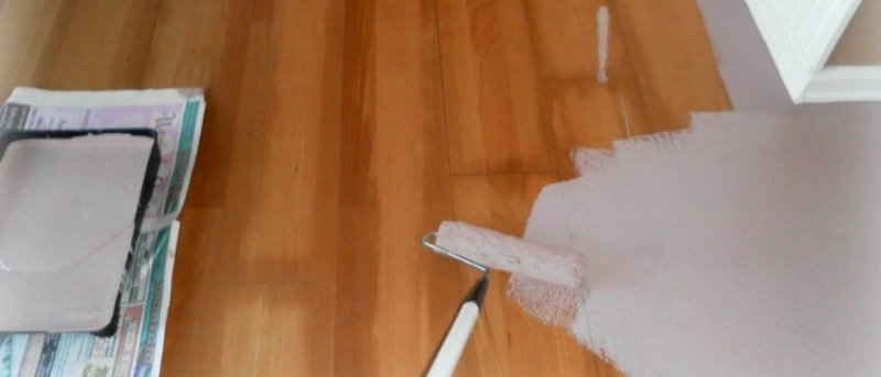 Can You Paint Laminate Flooring
