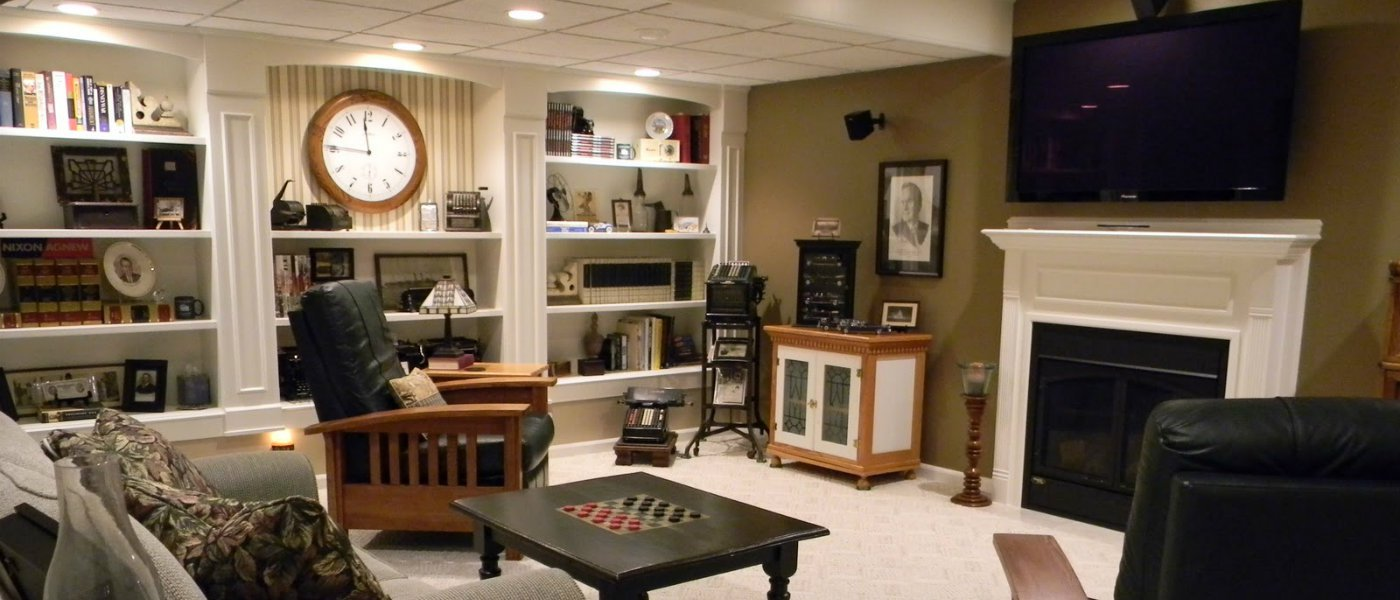 Man Cave Group : Man cave ideas