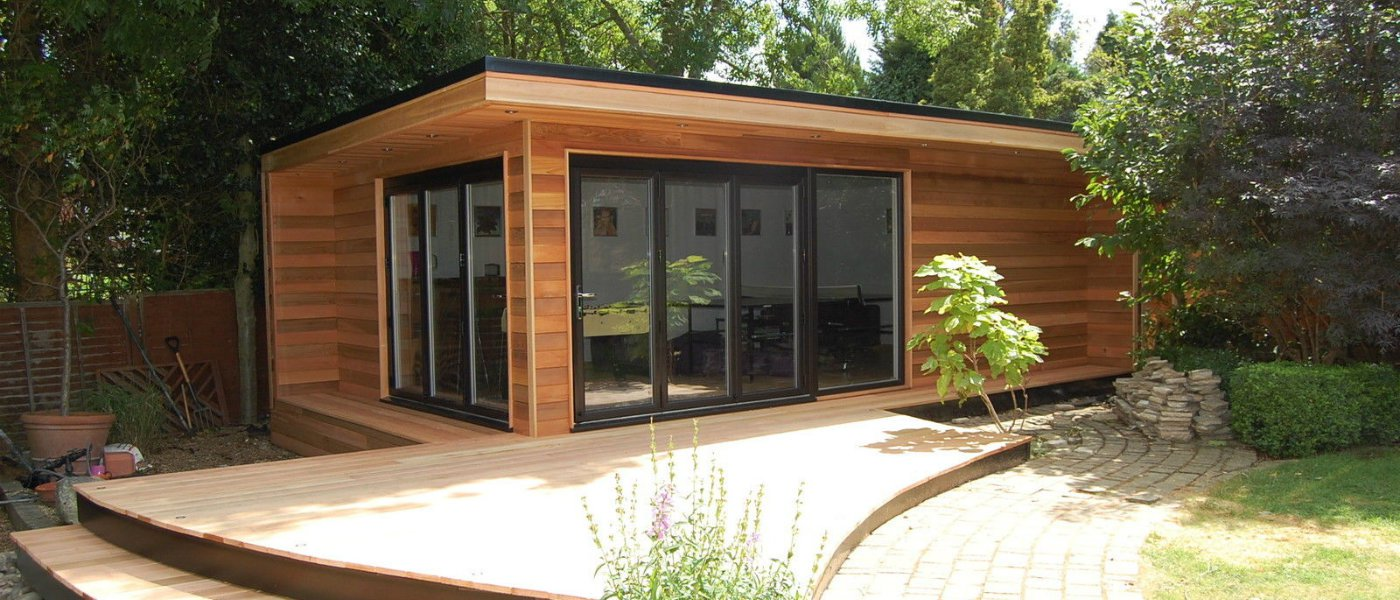 Garden office ideas for Garden office and shed