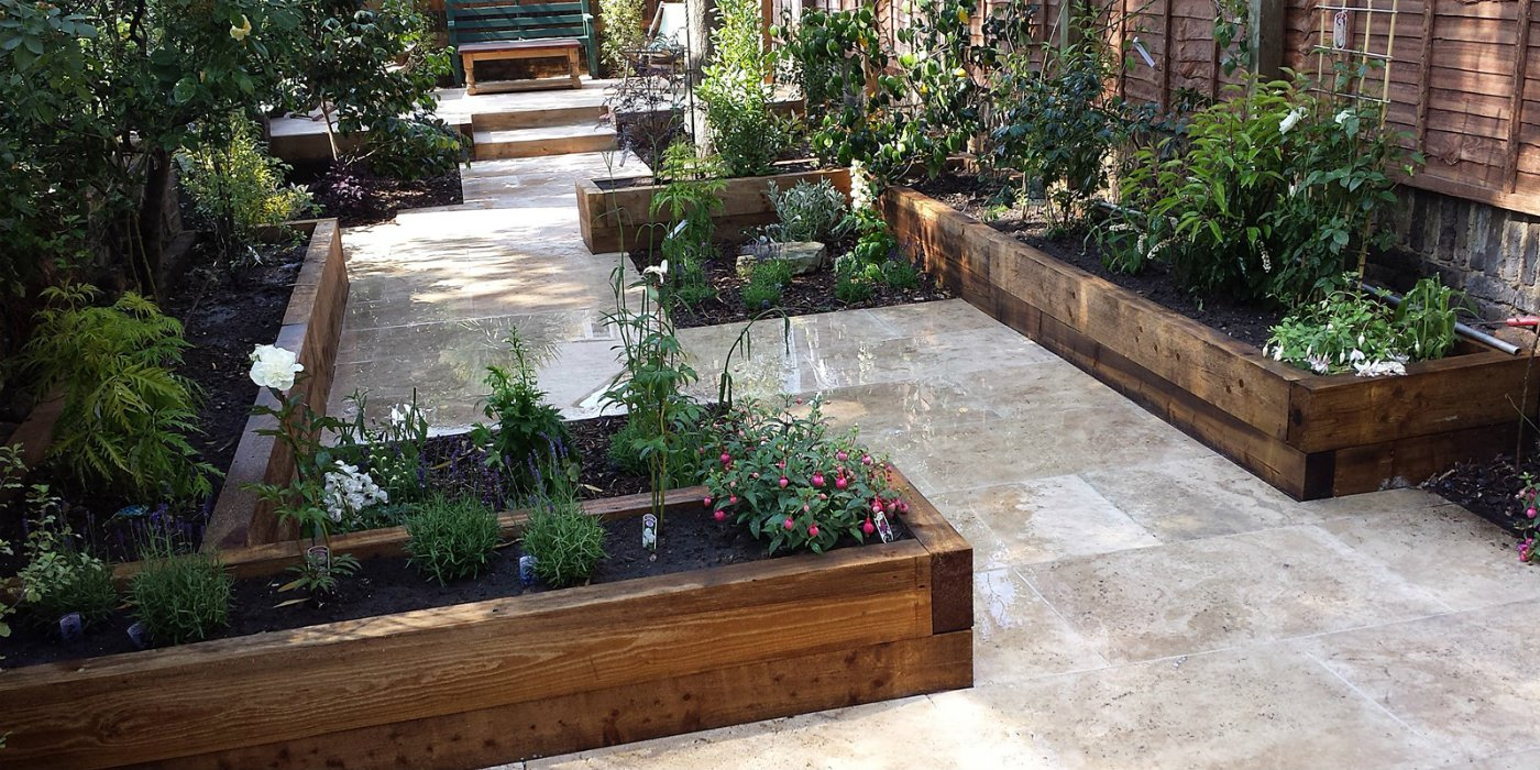 Garden Patio Design Ideas