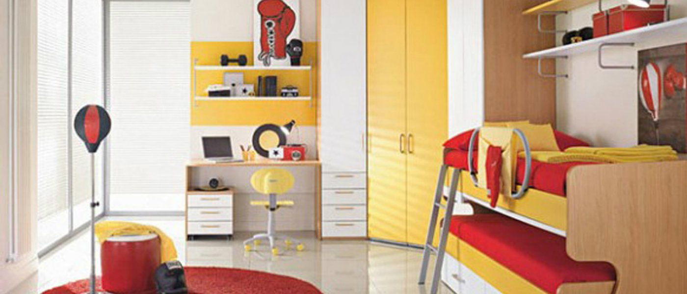 Shared Children\'s\' Bedroom Ideas