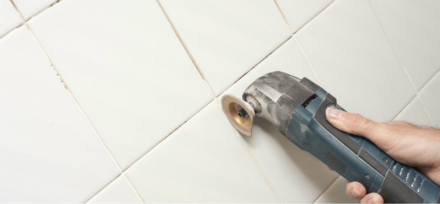 How to remove tiles from a wall if you are planning to remove all of the tiles on your wall remember to remove the grout lines along the ceiling and floor as well as those between the dailygadgetfo Images
