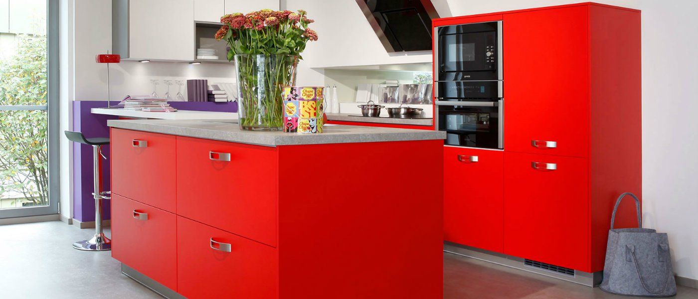 Colour For Kitchens Adding Colour To The Kitchen